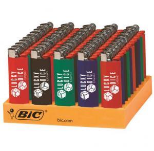 Bic J26 Assorted Dark Maxi Lighters
