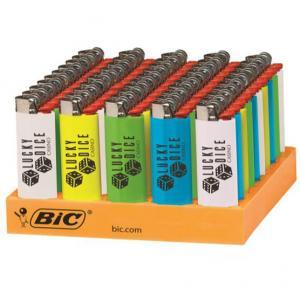 Bic J26 Assorted Light Maxi Lighters