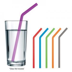 Bendy Silicone Straw