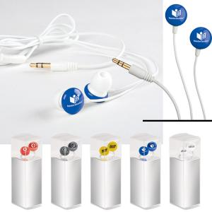 3D Candy Circle Earbuds
