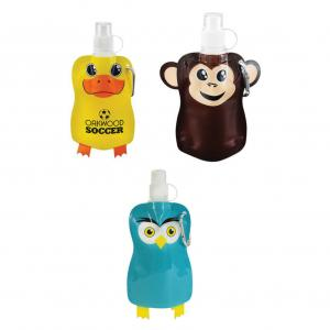 Animal Shaped Collapsible Bottle