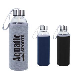 18 Oz. Beverage Glass Bottle
