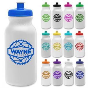 20 oz. Bike Water Bottles