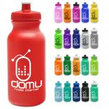 Eco-Friendly 20 oz. Bike Push-Pull Cap Water Bottle