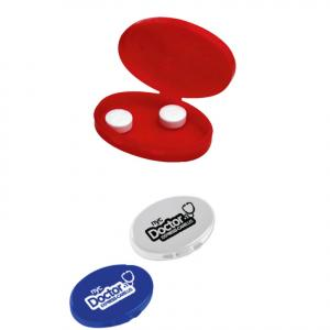 Handy Oval Pill Case