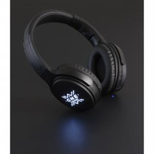 Light Up Logo Bluetooth Headphones