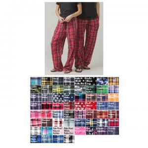 Boxercraft -Flannel Pants With Pockets