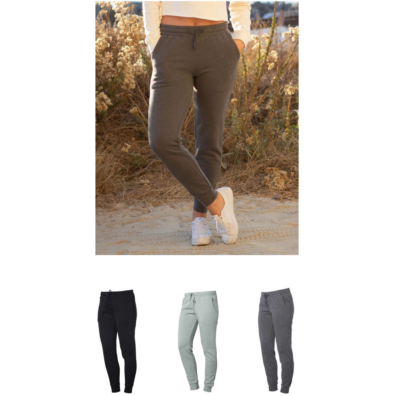 Independent Trading Co. - Women's Wave Wash Sweatpants