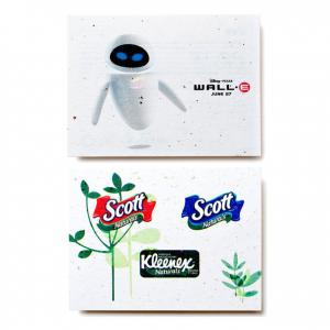 4 x 5 Eco Friendly Seed Paper Postcard