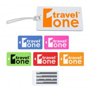 Rectangular Luggage Tag