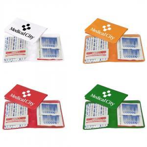 Med-Wallet Vinyl First Aid Kit