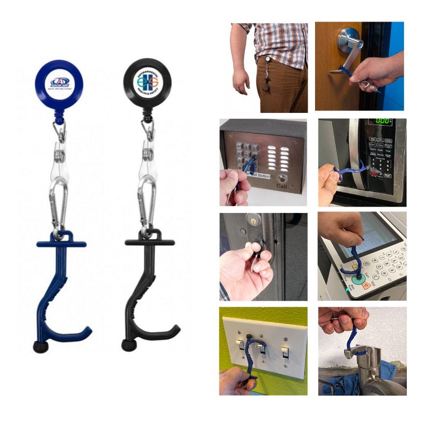 Kooty Key Utility Tool Badge Reel - USA MADE