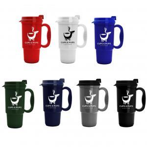 16 oz Insulated Travel Mug