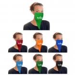 Cotton Bandana Face Mask 2-Ply