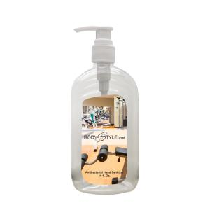 16 Oz. Hand Sanitizer Pump Bottle