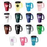 16 oz. Double Wall Twister Travel  Mug