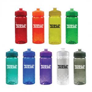 16 oz. Translucent Skinny Water Bottle
