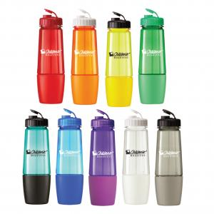 28 oz. Sip &Pour Water Bottle With Cup