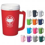 22 Oz. Claw Grip Thermo Insulated Mug