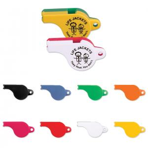 Plasitic Police Whistle