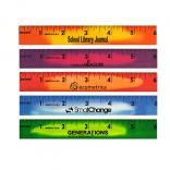 "6"" Mini Mood Changing Wood Ruler"