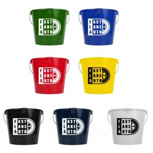 Car Wash 8 Quart Bucket