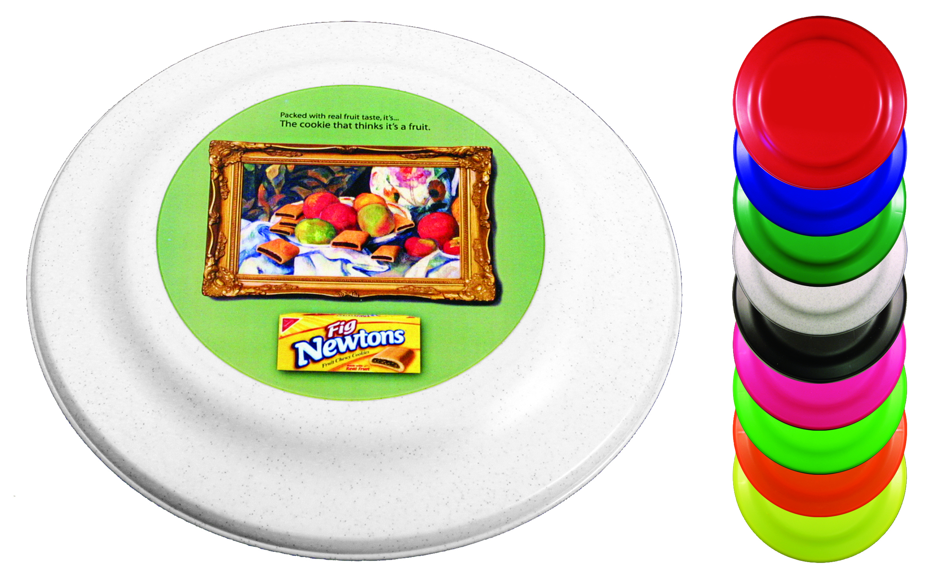 Big-Air Flyer Frisbee with Full Digital Color