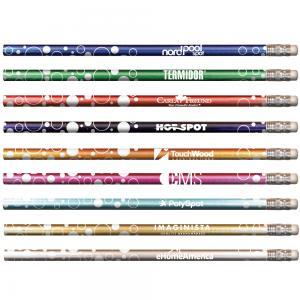 Metallic No 2 Pencil