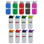 22 oz. Tritan Bottle With Drink Thru Lid