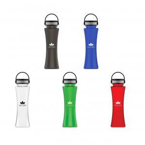 17 oz. Tritan Curved Water Bottle - EZ Grip Lid