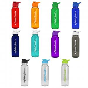 24 oz. Tritan Sports Bottle Drink Thru Lid