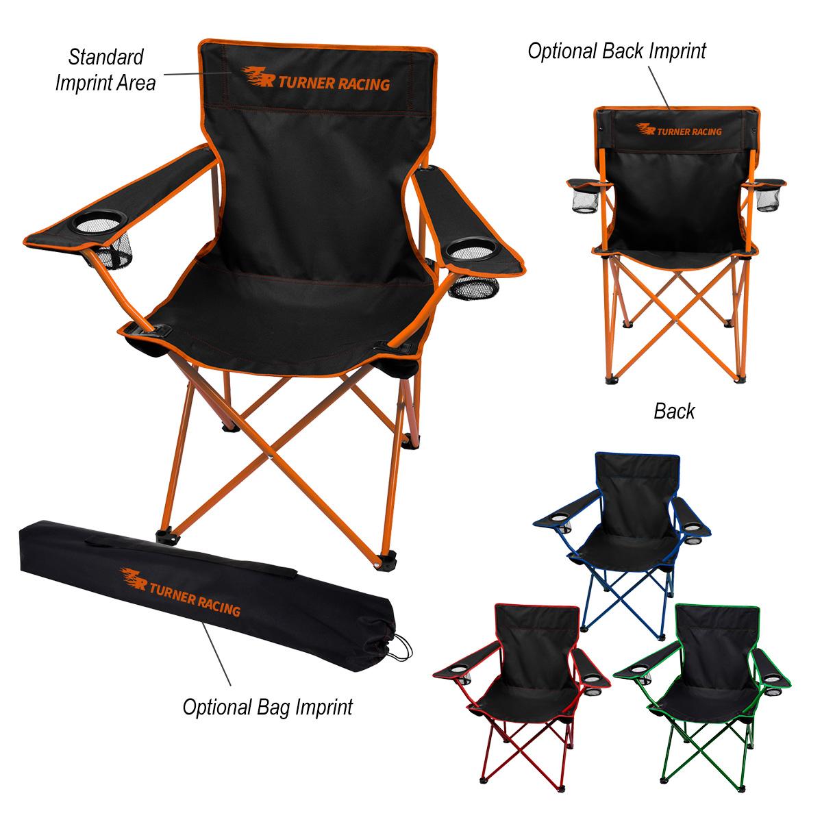 Color Shock Folding Chair