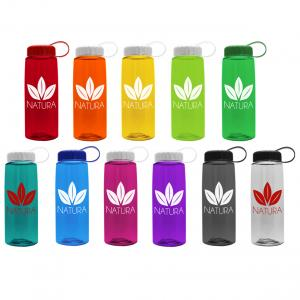 26 oz Flair Bottle Tethered Lid