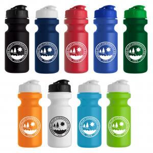 22 oz Eco Cycle Bottle Flip Lid