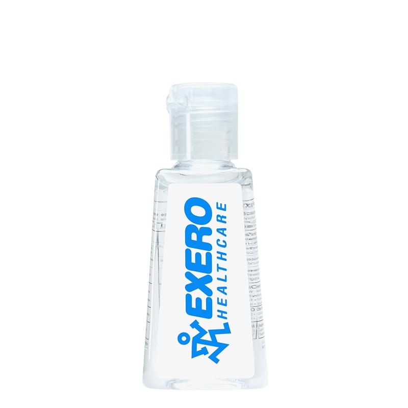 1 oz. Hand Sanitizer Gel Bottle