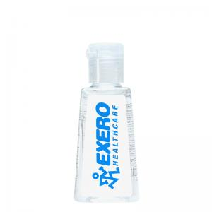 1 oz. Hand Sanitizer Gel Bottle