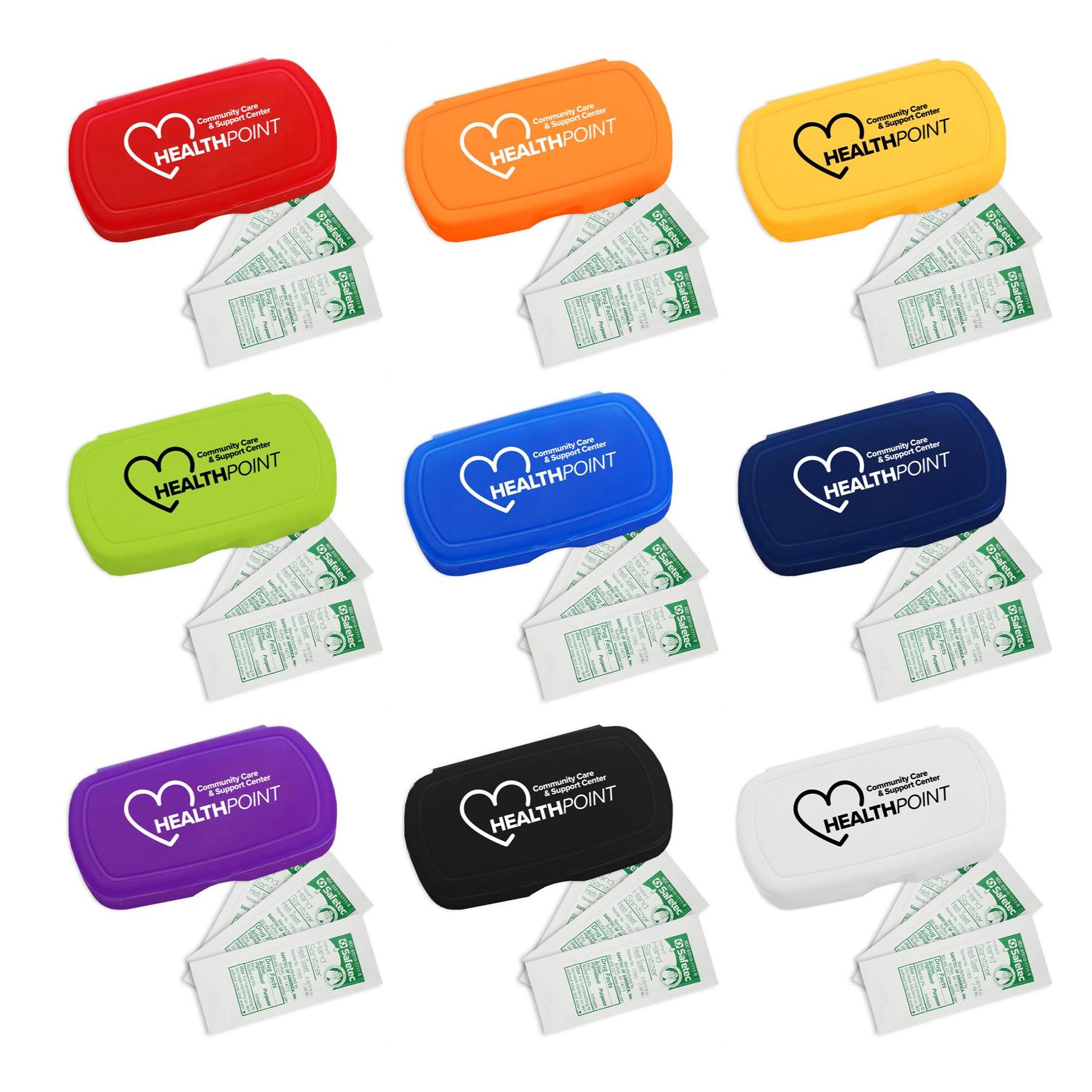 Compact Sanitizer Kit