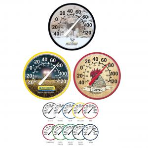 """12.75"""" Wall Thermometer"""