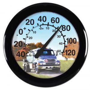 "10.75"" Indoor/Outdoor Thermometer"