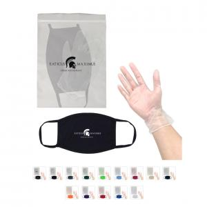 Mask And Gloves Value Kit