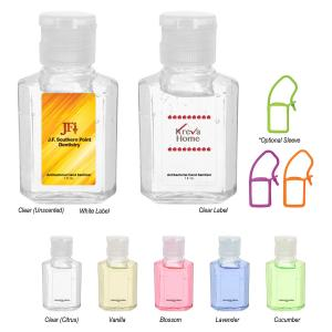 1 Oz. Hand Sanitizer Optional Sleeve