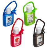 0.5 oz Hand Sanitizer With Rubber Case