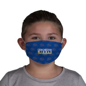 Jr. Face Mask with Elastic Ear Loops