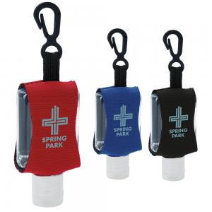 0.5 oz. Hand Sanitizer with Leash