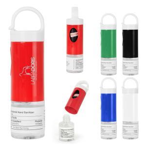 Dog Bag Dispenser With 1 oz. Hand Sanitizer