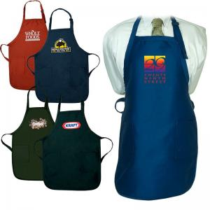 Cook & Chefs Gourmet Apron with Pockets