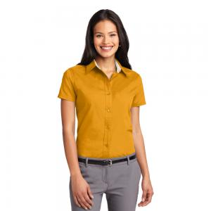 Port Authority Ladies Short Sleeve Easy Care Shirt