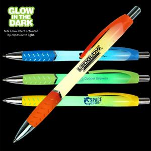 Night Glow Grip Pen
