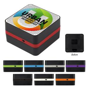 Wireless Bluetooth Cube Speaker
