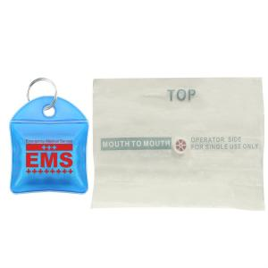 CPR Face Shield Keytag
